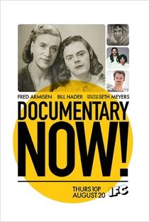 Documentary Now! (2ª Temporada) - Poster / Capa / Cartaz - Oficial 1