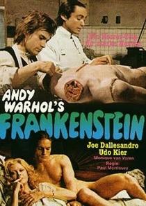 Carne para Frankenstein - Poster / Capa / Cartaz - Oficial 6