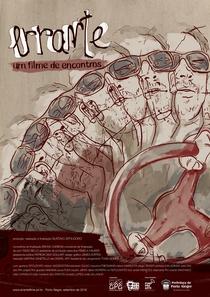 Errante - Um Filme de Encontros - Poster / Capa / Cartaz - Oficial 1