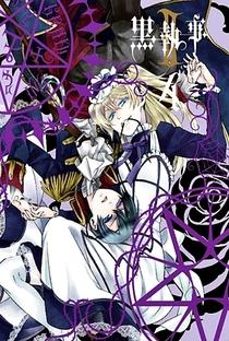 Kuroshitsuji (2ª Temporada) - Poster / Capa / Cartaz - Oficial 17