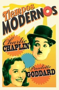 Tempos Modernos - Poster / Capa / Cartaz - Oficial 13