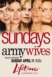 Army Wives (4° Temporada) - Poster / Capa / Cartaz - Oficial 1