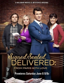Signed, Sealed, Delivered: From Paris with Love - Poster / Capa / Cartaz - Oficial 1