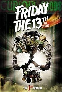Sexta-Feira 13: O Legado (1ª Temporada) - Poster / Capa / Cartaz - Oficial 1