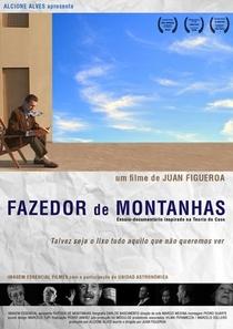 Fazedor de Montanhas - Poster / Capa / Cartaz - Oficial 1