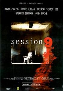 Sessão 9 - Poster / Capa / Cartaz - Oficial 5