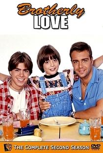 Amor Fraternal (2ª Temporada) - Poster / Capa / Cartaz - Oficial 1