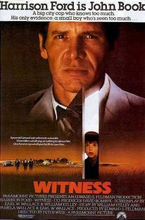 A Testemunha - Poster / Capa / Cartaz - Oficial 2