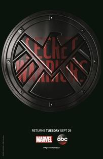 Agentes da  S.H.I.E.L.D. (3ª Temporada) - Poster / Capa / Cartaz - Oficial 3