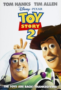 Toy Story 2 - Poster / Capa / Cartaz - Oficial 2