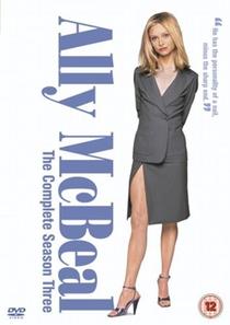 Ally McBeal (3ª Temporada) - Poster / Capa / Cartaz - Oficial 1