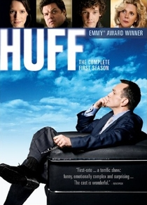 Huff (1ª Temporada) - Poster / Capa / Cartaz - Oficial 1