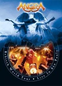 Angra - Rebirth World Tour: Live in São Paulo - Poster / Capa / Cartaz - Oficial 2
