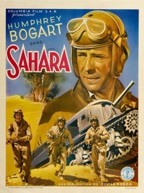 Sahara - Poster / Capa / Cartaz - Oficial 4