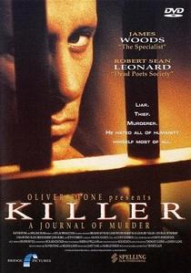 Killer - Confissões de Um Assassino - Poster / Capa / Cartaz - Oficial 1
