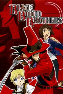 Black Blood Brothers - Poster / Capa / Cartaz - Oficial 2