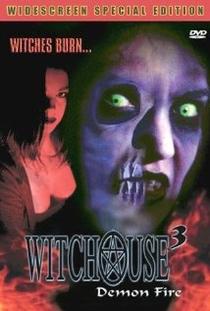 Witchouse III - Poster / Capa / Cartaz - Oficial 1