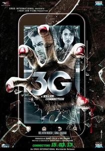 3G - Poster / Capa / Cartaz - Oficial 1