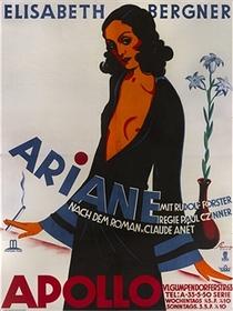 Ariane - Poster / Capa / Cartaz - Oficial 1