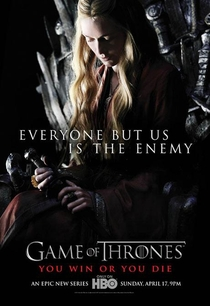 Game of Thrones (1ª Temporada) - Poster / Capa / Cartaz - Oficial 6