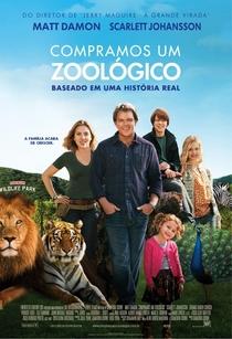 Compramos um Zoológico - Poster / Capa / Cartaz - Oficial 1
