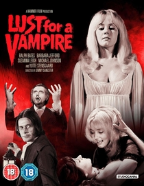 Luxúria de Vampiros - Poster / Capa / Cartaz - Oficial 7