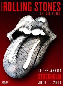 Rolling Stones - Stockholm 2014 - Poster / Capa / Cartaz - Oficial 1