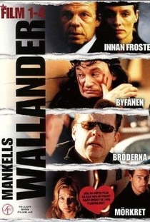 Wallander (2ª Temporada) - Poster / Capa / Cartaz - Oficial 1