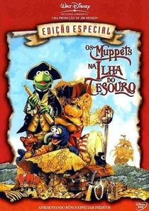 Os Muppets na Ilha do Tesouro - Poster / Capa / Cartaz - Oficial 4