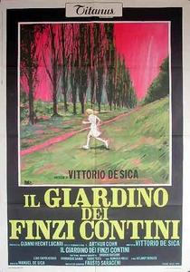O Jardim dos Finzi-Contini - Poster / Capa / Cartaz - Oficial 3