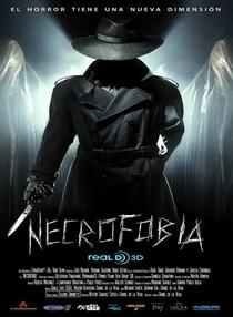 Necrofobia - Poster / Capa / Cartaz - Oficial 1