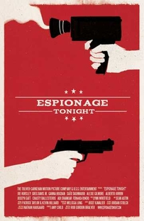 Espionage Tonight - Poster / Capa / Cartaz - Oficial 1