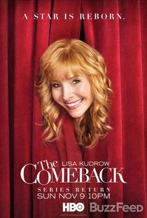 The Comeback (2ª Temporada) - Poster / Capa / Cartaz - Oficial 1