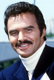 Burt Reynolds - Poster / Capa / Cartaz - Oficial 1