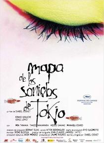 Mapa dos Sons de Tokyo - Poster / Capa / Cartaz - Oficial 2