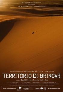 Território do Brincar - Poster / Capa / Cartaz - Oficial 1
