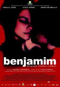 Benjamim - Poster / Capa / Cartaz - Oficial 1