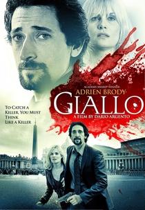 Giallo - Reféns do Medo - Poster / Capa / Cartaz - Oficial 2