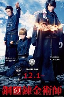 Fullmetal Alchemist - Poster / Capa / Cartaz - Oficial 8