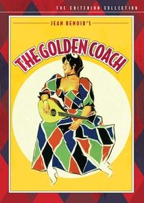 A Carruagem de Ouro - Poster / Capa / Cartaz - Oficial 1
