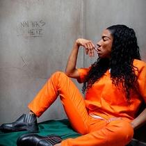 Orange Is The New Black - Inês Brasil em Litchfield - Poster / Capa / Cartaz - Oficial 1