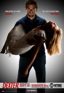 Dexter (5ª Temporada) - Poster / Capa / Cartaz - Oficial 2