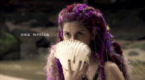 A menina do mar - Poster / Capa / Cartaz - Oficial 1