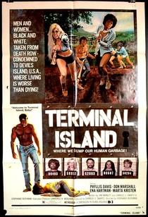Terminal Island - Poster / Capa / Cartaz - Oficial 2