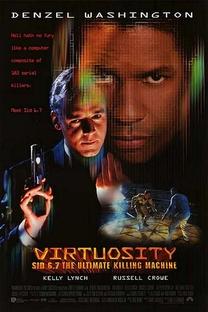 Assassino Virtual - Poster / Capa / Cartaz - Oficial 1