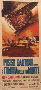 Sartana, A Sombra da Morte - Poster / Capa / Cartaz - Oficial 1