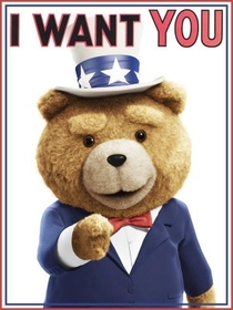 Ted - Poster / Capa / Cartaz - Oficial 7