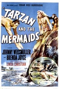 Tarzan e as Sereias - Poster / Capa / Cartaz - Oficial 2