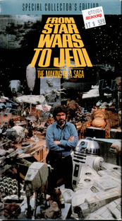 From Star War to Jedi: The Making of a Saga - Poster / Capa / Cartaz - Oficial 2