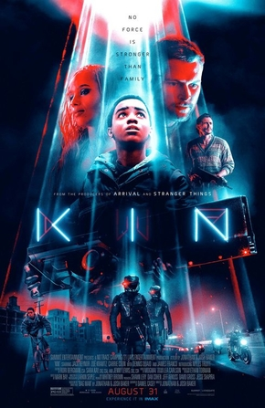 Baixar Kin (2018) Torrent Bluray 720p e 1080p Dublado Dual audio